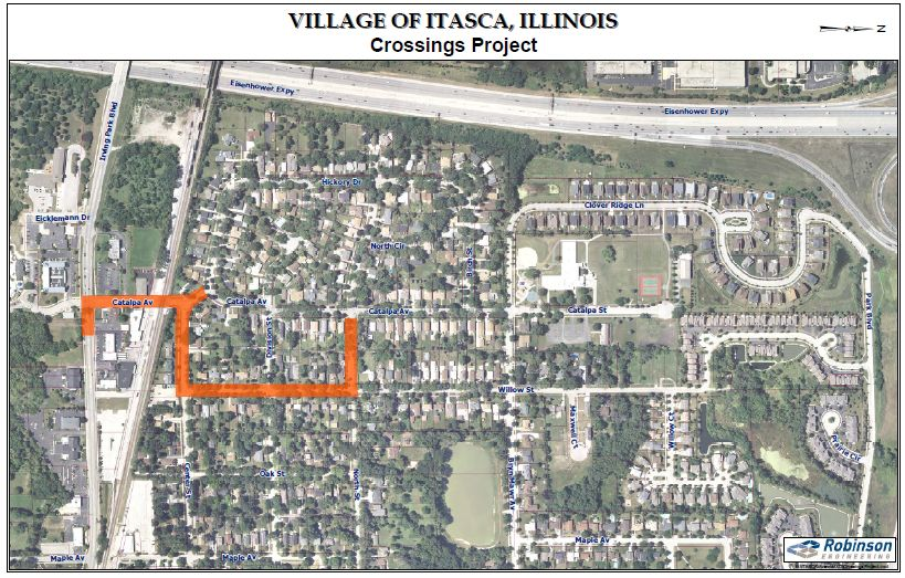 Village of Itasca Crossings Project